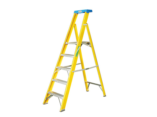 Glass Stepladder